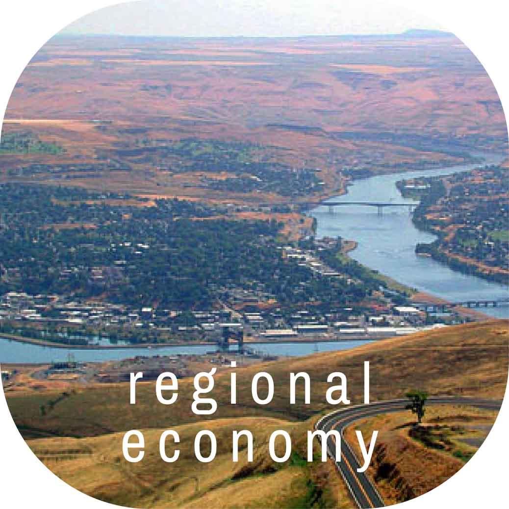 link to regional economy